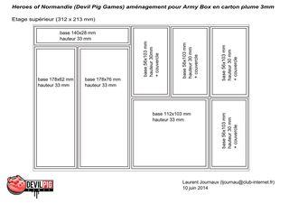 Army box 2eme etage