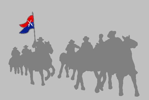 Cavalerie gris